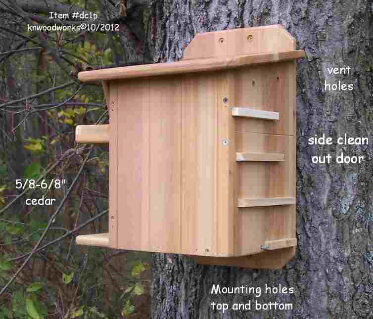 Squirrel nest boxes HousesFeeders and squirrel facts