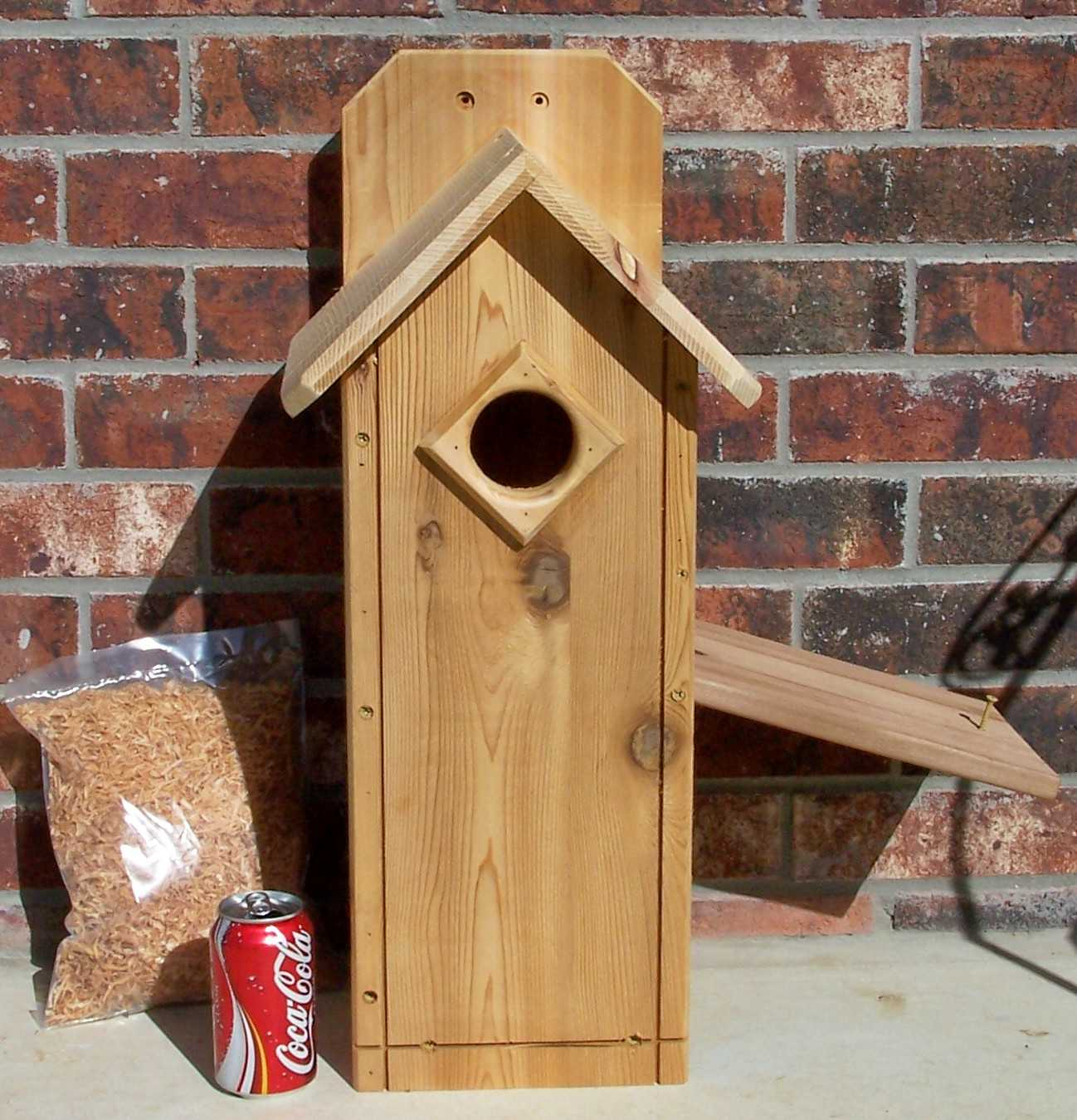 Northern Flicker Woodpecker house
