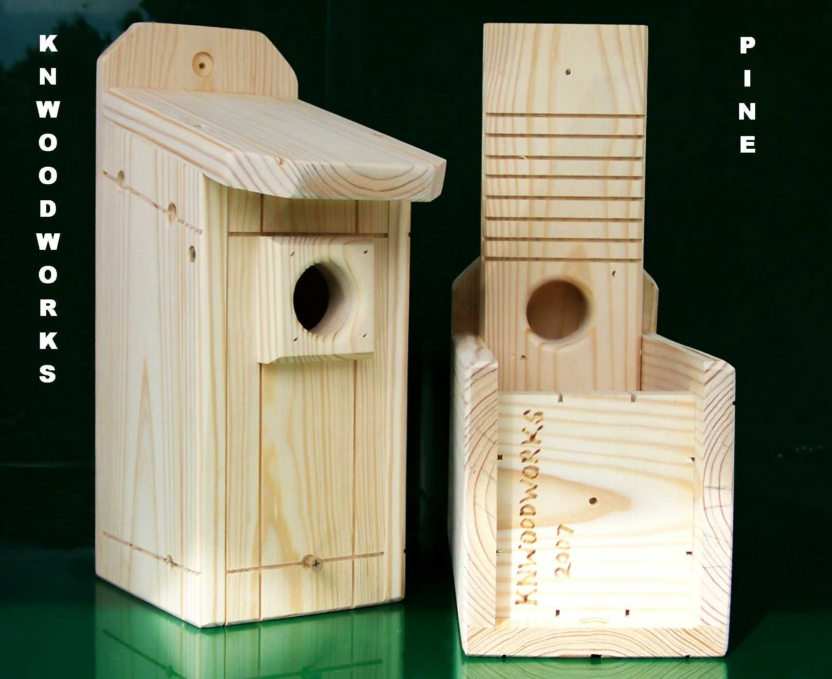 Western Bluebird House Plans Free House Design Plans